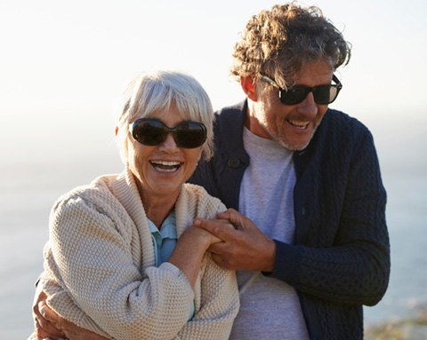 sunglasses… living loving and laughing